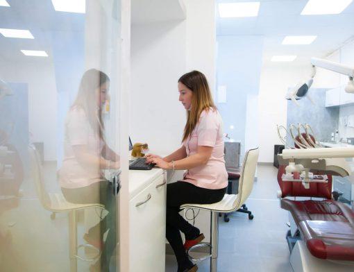 administração de consultório odontológico