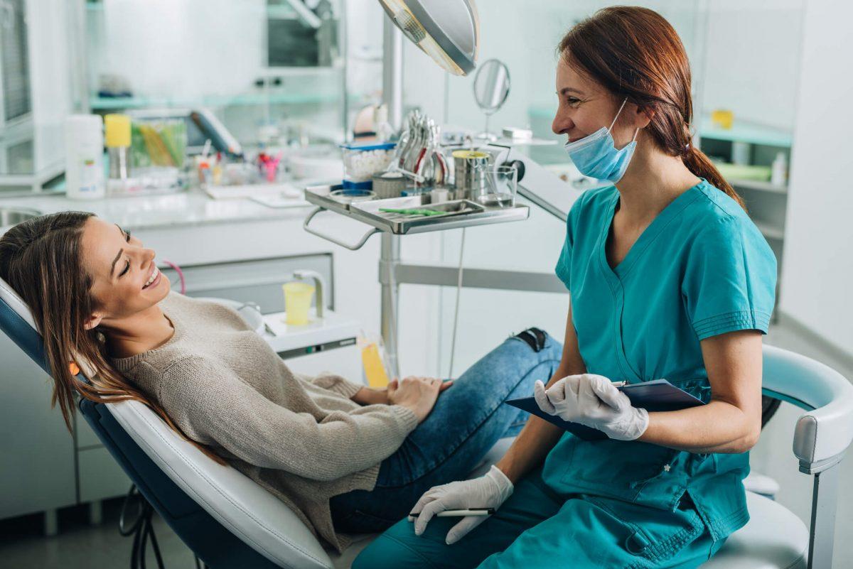 mercado odontológico