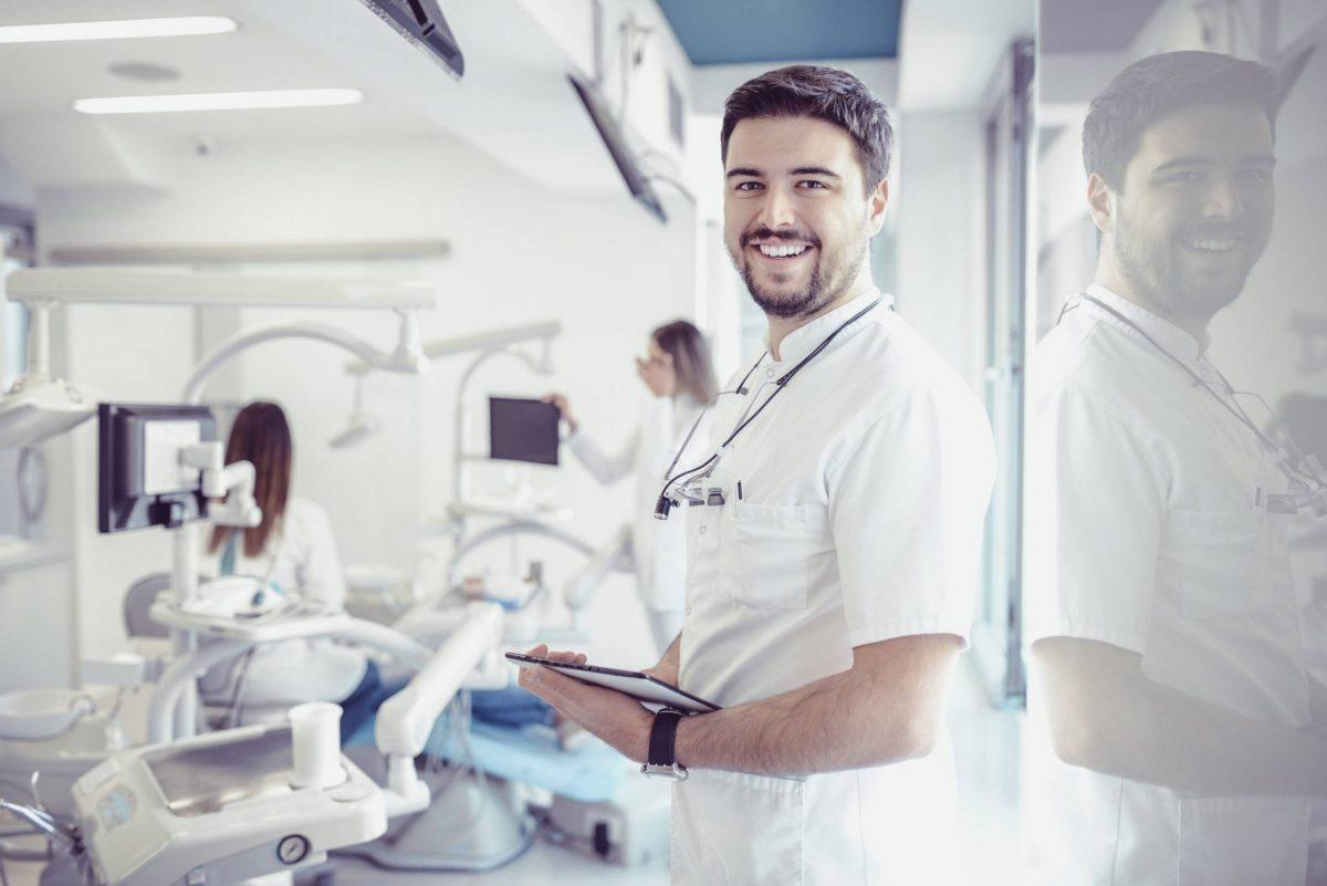 apoio de gestão da odontoclinic