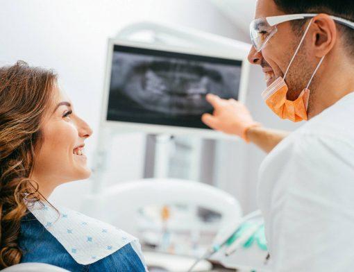 relação dentista e paciente