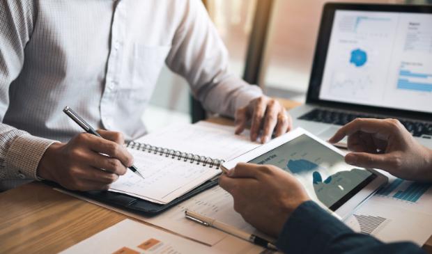 gestão financeira de franquia