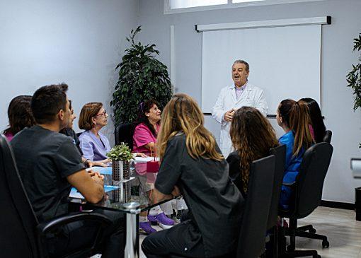 gestão de pessoas da clínicia odontologica