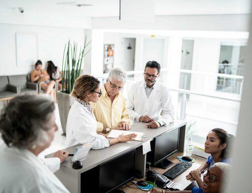 mercado de clínicas populares