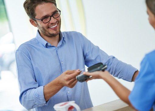 formas de pagamento clinica